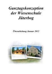 Schulinterne Zusammenarbeit - Wiesenschule Jüterbog