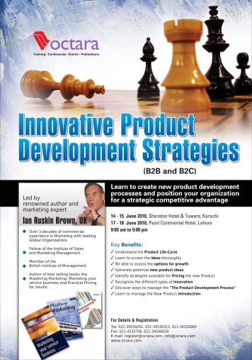 Practical pricing tactics in tough times for Innovative product development companies