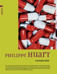 Philippe Huart - Art Absolument