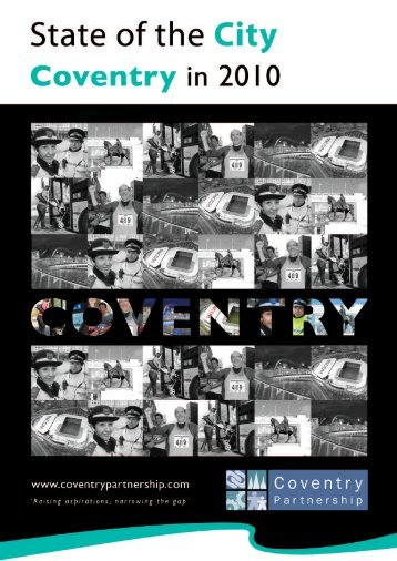 State of the City - Coventry Partnership