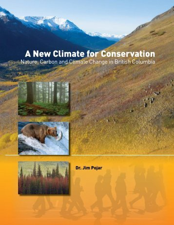 A New Climate for Conservation - David Suzuki Foundation