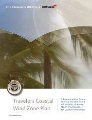 Travelers Coastal Wind Zone Plan - Travelers Insurance