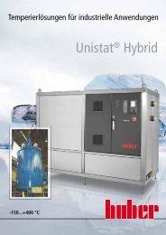 Unistat® Hybrid Vorteile - HUBER