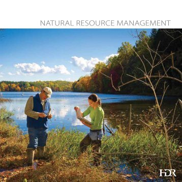 Natural Resource Management - HDR, Inc.