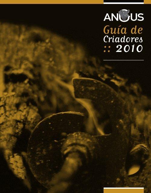 Cuadernillo - Asociación Argentina de Angus