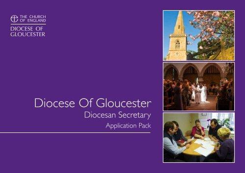 Information Pack / job description - Diocese of Gloucester