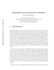 arXiv:gr-qc/9212013 v1 21 Dec 92 - iucaa
