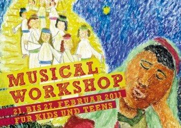 Musical workshop - FEG Zürich-Helvetiaplatz