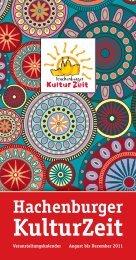 Querbeet - Hachenburger-Kulturzeit