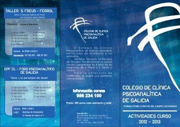 actividades 2012/2013