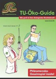 TU-Öko-Guide - Technische Universität Dresden