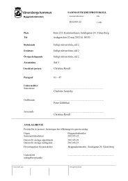 Byggnadsnämndens protokoll 2012-05-22.pdf - Vänersborgs kommun