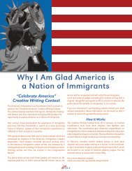 Why I Am Glad America is a Nation of Immigrants - American ...