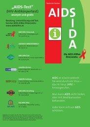 deutsch - Aids-Hilfen Österreichs