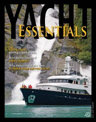 July/August 2011 - Yacht Essentials