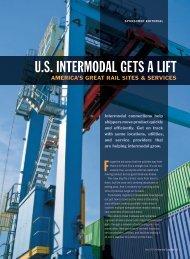 U.S. Intermodal Gets a Lift: America's Great Rail ... - Inbound Logistics