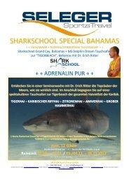 SHARKSCHOOL SPECIAL BAHAMAS - SELEGER SportsTravel