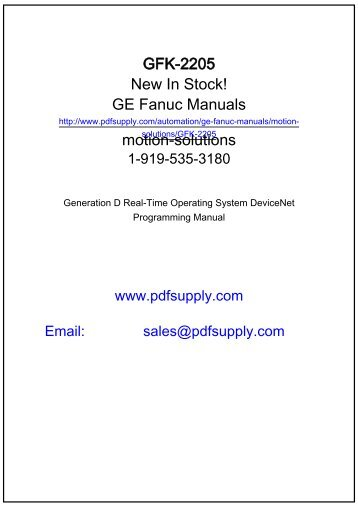 ge fanuc manuals user guide manual that easy to read u2022 rh sibere co ge fanuc plc programming ge fanuc snp plc programming cable