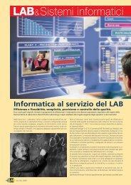LAB &Sistemi informatici &Software - Promedianet.it