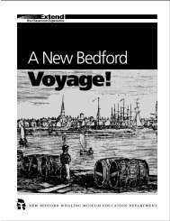 A New Bedford Voyage! - New Bedford Whaling Museum