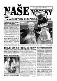 Číslo 18 - naše noviny archiv