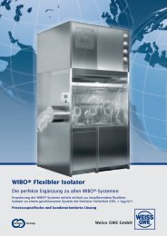WIBO® Flexibler Isolator