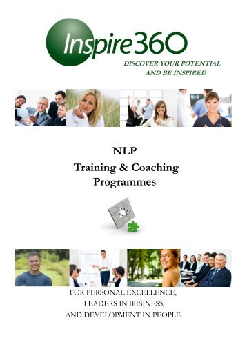 NLP Training & Coaching Programmes - Em-Online