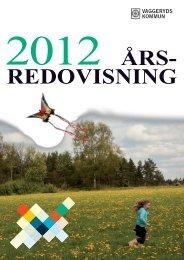Årsredovisning pdf 2012 KF version - Vaggeryds kommun