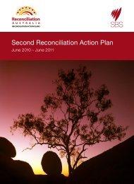 Second Reconciliation Action Plan - Reconciliation Australia