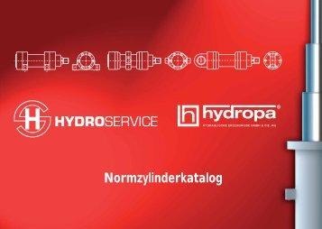 Gleichgang Normzylinder - Hydropa GmbH & Cie. KG