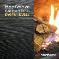 to see a brochure on the entire HeatWave™ Collection of gas inserts.