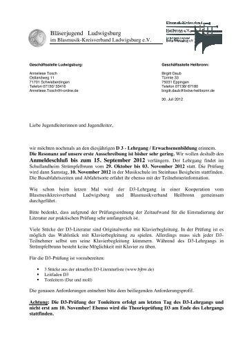 01 Ausschreibung D3 2012_Neu - Blasmusik-Kreisverband Heilbronn