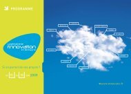 PROGRAMME - Bretagne Innovation