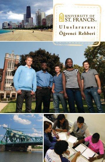 Uluslararası Öğrenci Rehberi - University of St. Francis