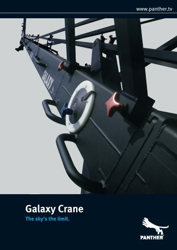 Galaxy Crane - Video Cine Import