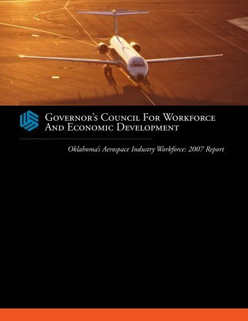 Governor's Council For Workforce And Economic Development