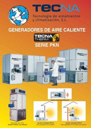 Diptico Generador PKN 09.qxd - Tecna