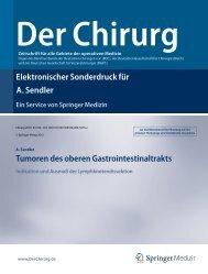 Tumoren des oberen Gastrointestinaltrakts - ResearchGate
