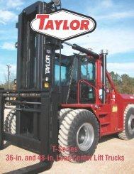 T-Series - Big Red Inc