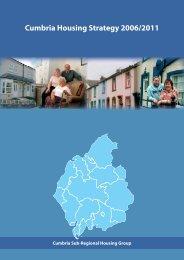Cumbria Housing Strategy - Barrow Borough Council