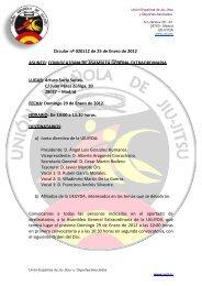 CONVOCATORIA DE ASAMBLEA GENERAL EXTRAORDINARIA ...