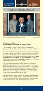 Kultur im Huettenhaus 2013-2014 - Kulturring Herdorf e.V. - Seite 4