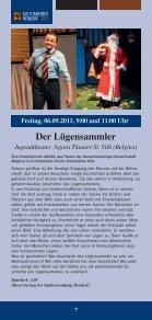 Kultur im Huettenhaus 2013-2014 - Kulturring Herdorf e.V. - Seite 7