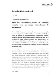 Swiss Post International