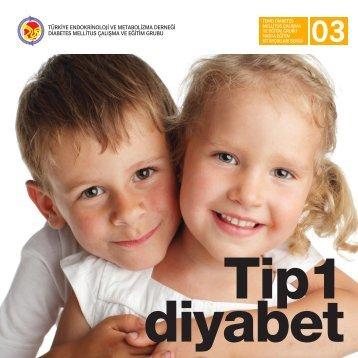 Tip 1 Diyabet - Türkiye Endokrinoloji Metabolizma Derneği