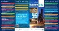 Winter Events Guide 2012/2013 (English) - Cardiff Bay