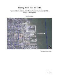 Planning Board Case No. 1445G - City of West Palm Beach