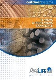 Tlaková a podtlaková kanalizace [pdf] - Pipelife Slovakia, S.r.o.