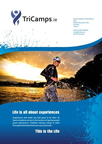 TriCamps.ie - Irish Triathlon