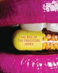 Prescription drug abuse, Stylist - Kate Bussmann
